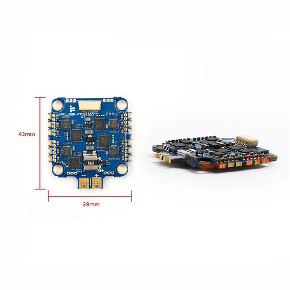 multi-rotor-parts iFlight SucceX 60A V2 Plus 2-6S BLHeli_32 4 in 1 ESC Support Current Sensor Dshot1200 for RC Drone RC1393226 3