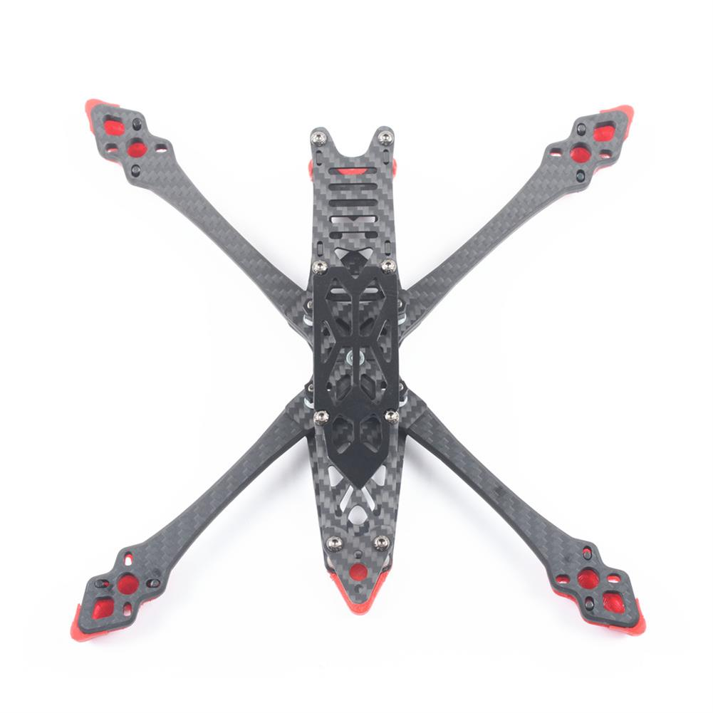 multi-rotor-parts Skystars Star-load 228 Part 228mm 6mm Arn Carbon Fiber Frame Kit for RC Drone FPV Racing RC1393744 4