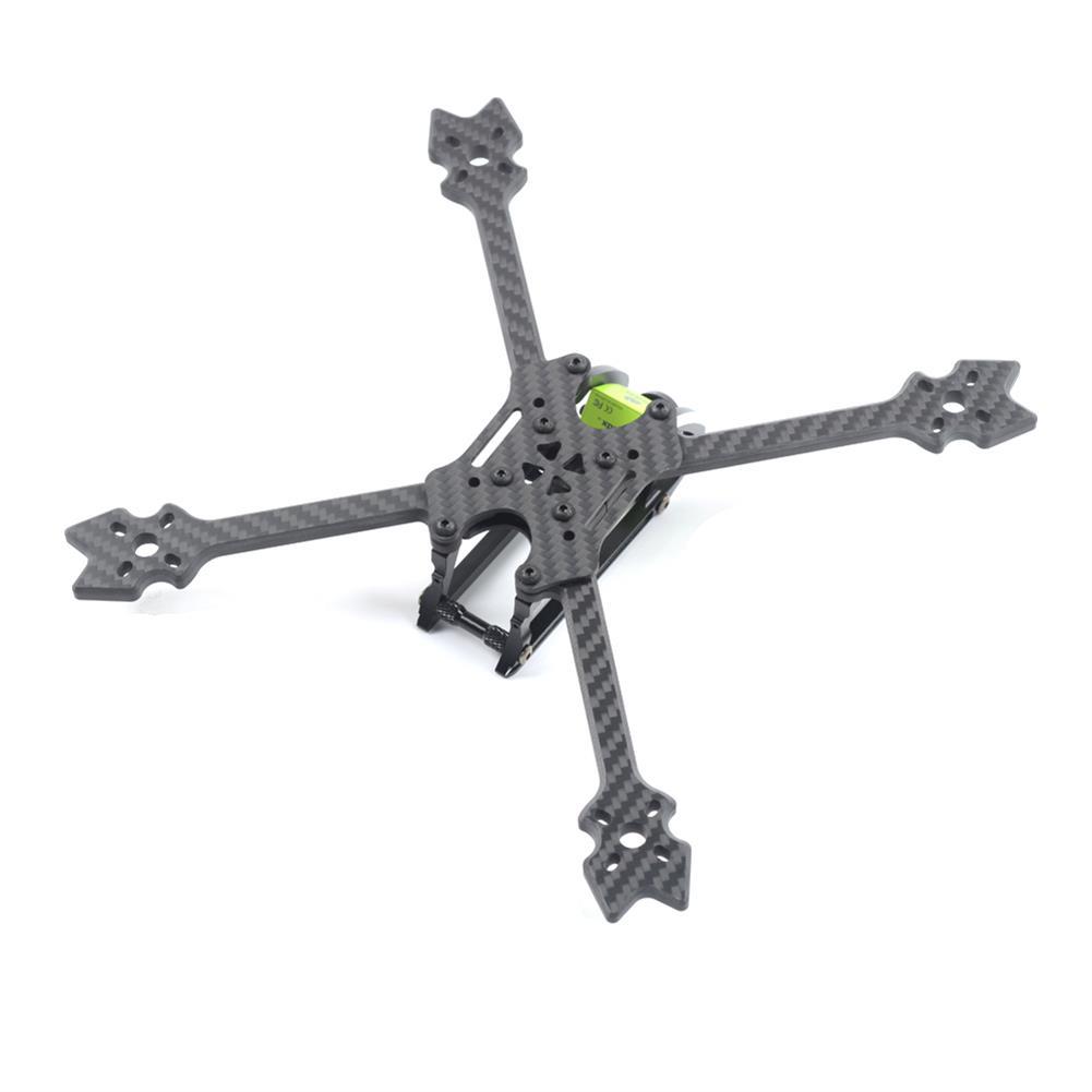 multi-rotor-parts SKYSTARS Edge 220mm FPV Racing Frame Kit 6mm Arm Supports Caddx Turbo S1 RunCam Swift Mini 2 Camera RC1393751 8