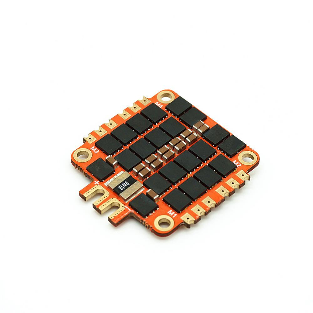 multi-rotor-parts TTTRC T1-50A 50A 4in1 BLHeli_32 3-8S Brushless ESC Support Multishot for FPV RC Drone RC1394710 2