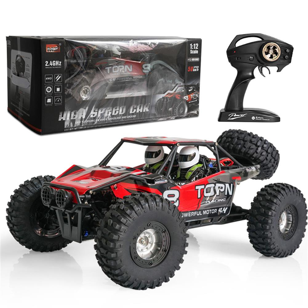 rc-cars Sports Drift GS1002 1/12 2.4G 4WD 50KM/H Fast Speed Rock Crawlers Off-Road Climbing RC Car RC1394717 3