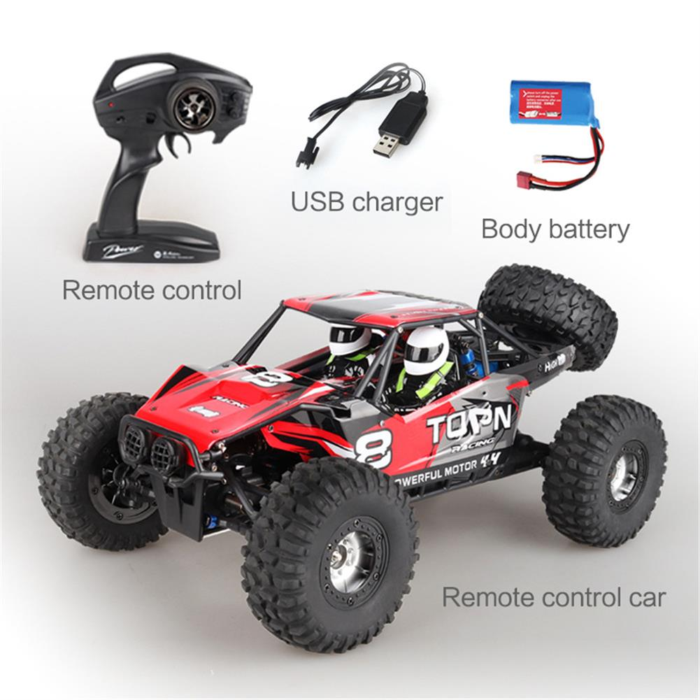 rc-cars Sports Drift GS1002 1/12 2.4G 4WD 50KM/H Fast Speed Rock Crawlers Off-Road Climbing RC Car RC1394717 6