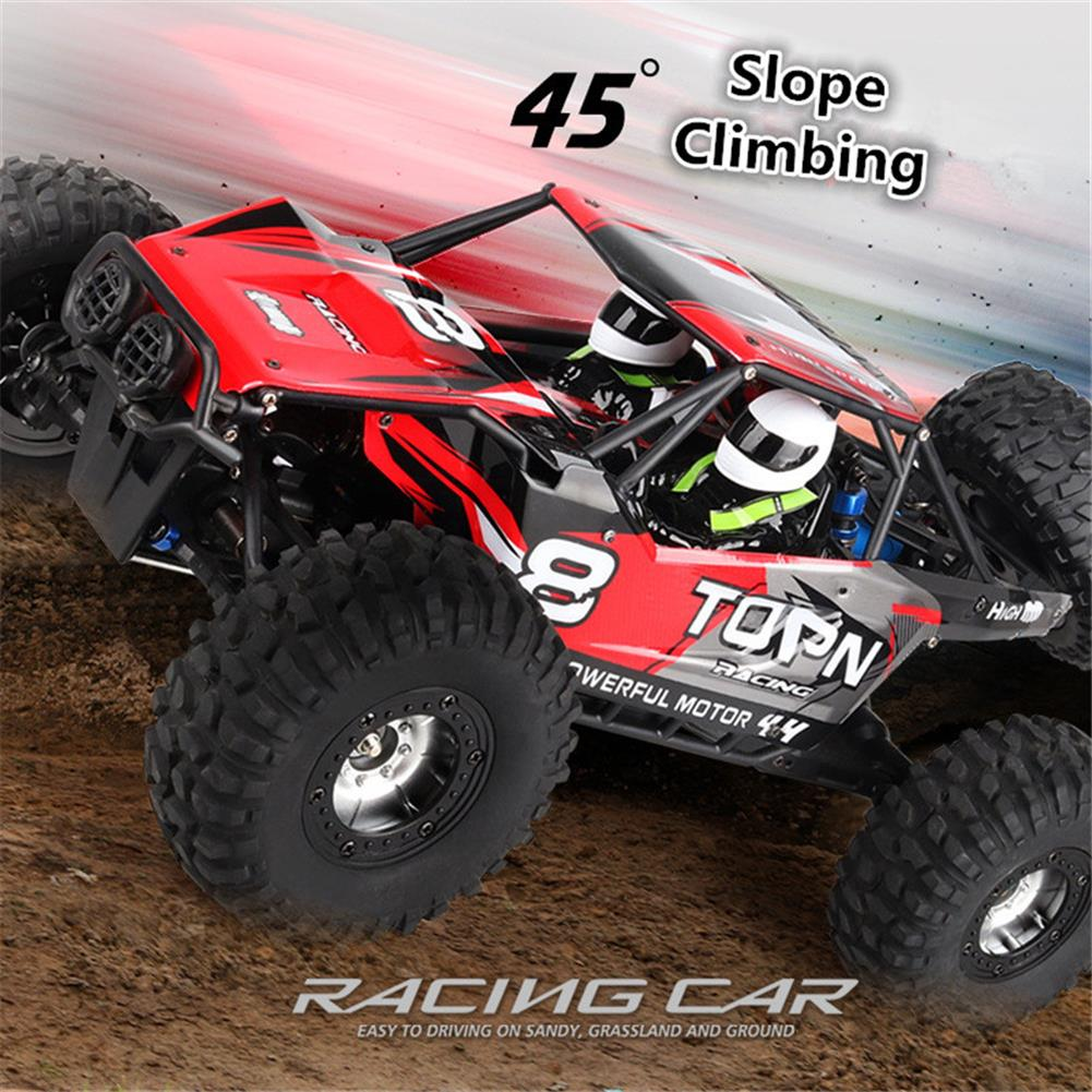 rc-cars Sports Drift GS1002 1/12 2.4G 4WD 50KM/H Fast Speed Rock Crawlers Off-Road Climbing RC Car RC1394717 9