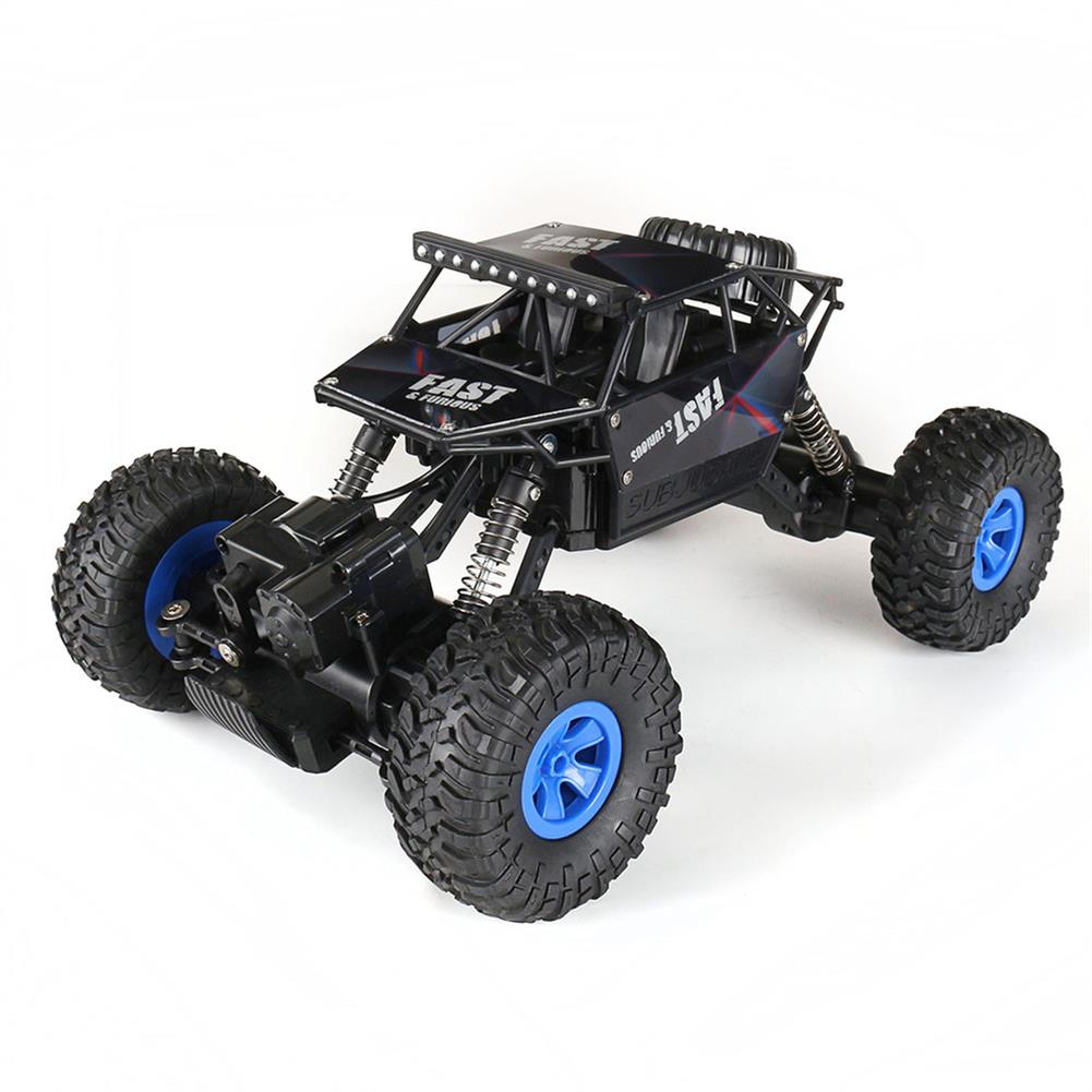 rc-cars Ruibo Toys 1/16 2.4G 4WD Rc Car Alloy Shell Monster Off-road Truck RTR Vehicle RC1395151