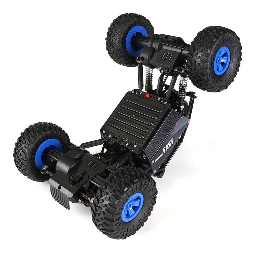rc-cars Ruibo Toys 1/16 2.4G 4WD Rc Car Alloy Shell Monster Off-road Truck RTR Vehicle RC1395151 2