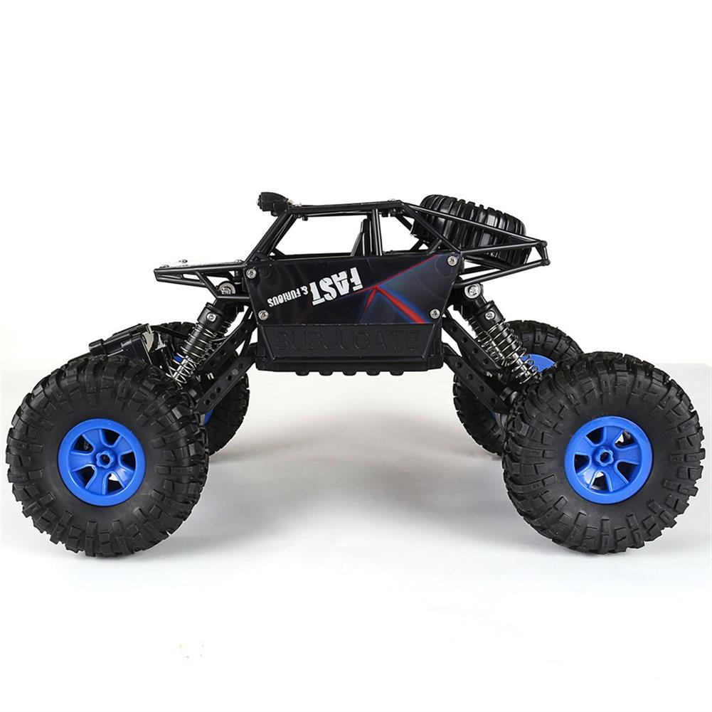 rc-cars Ruibo Toys 1/16 2.4G 4WD Rc Car Alloy Shell Monster Off-road Truck RTR Vehicle RC1395151 3