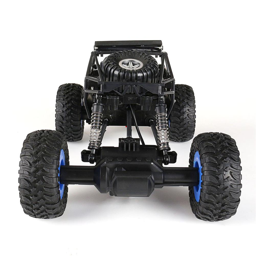 rc-cars Ruibo Toys 1/16 2.4G 4WD Rc Car Alloy Shell Monster Off-road Truck RTR Vehicle RC1395151 5