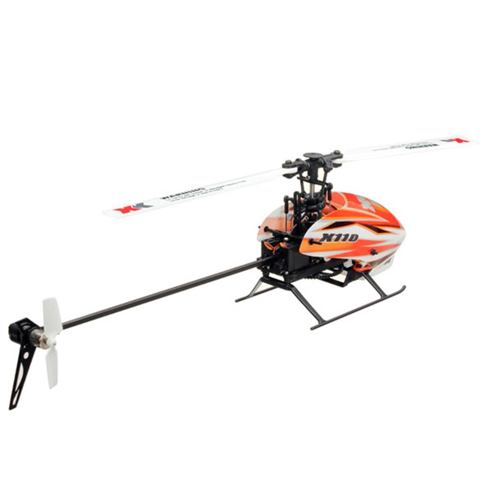 rc-helicopters XK K110 Blast 6CH Brushless 3D6G System RC Helicopter BNF with 5PCS 520mAh Upgraded Battery RC1395311 2