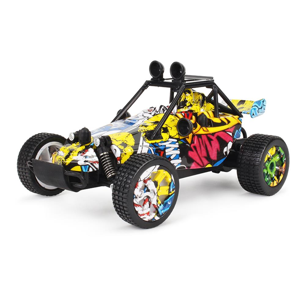 rc-cars 1811 1/20 2WD Graffiti Version 2.4GHz High-speed Racing Vehicle Off-Road Drift RC Car Toys RC1395326