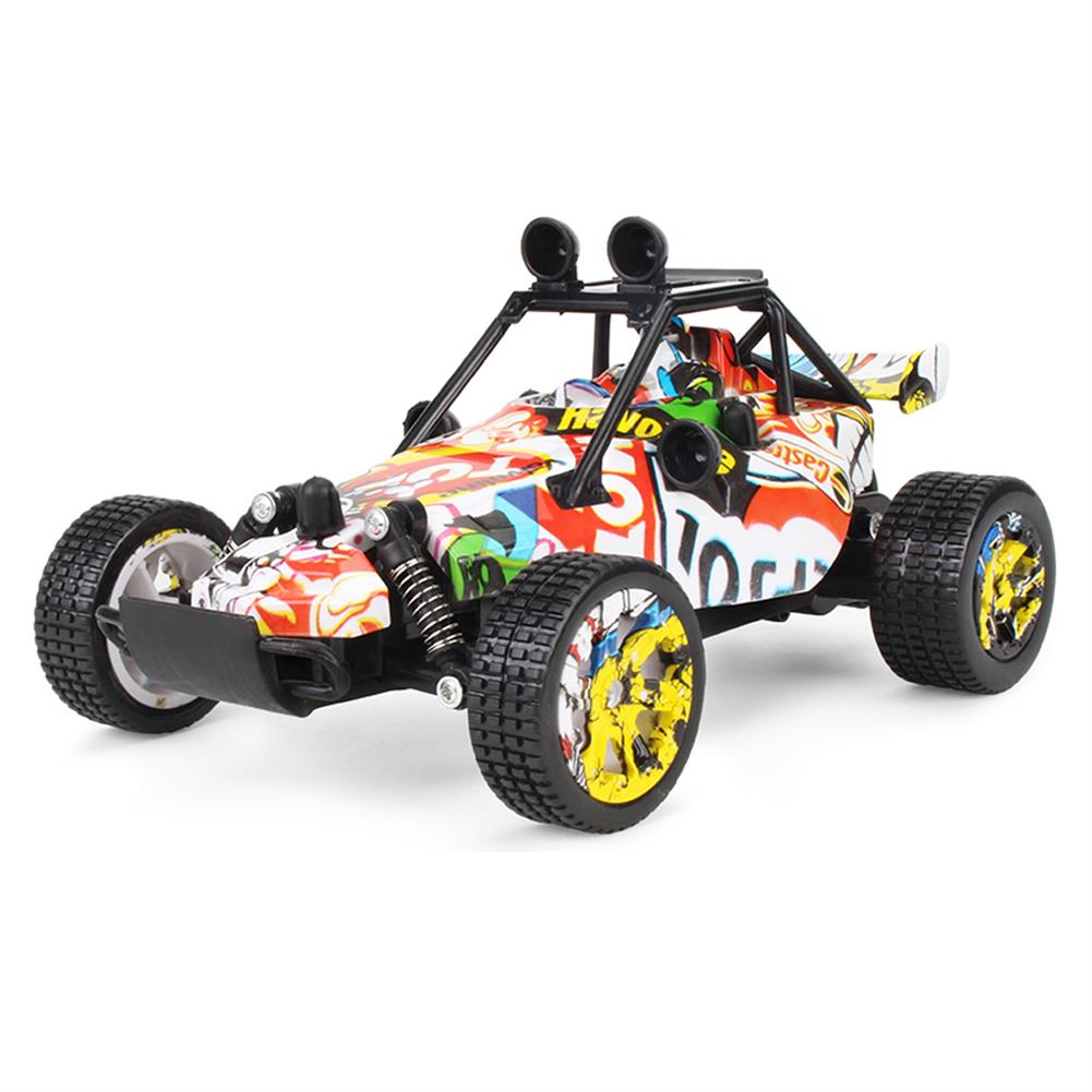 rc-cars 1811 1/20 2WD Graffiti Version 2.4GHz High-speed Racing Vehicle Off-Road Drift RC Car Toys RC1395326 2