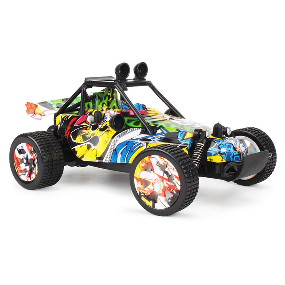 rc-cars 1811 1/20 2WD Graffiti Version 2.4GHz High-speed Racing Vehicle Off-Road Drift RC Car Toys RC1395326 3