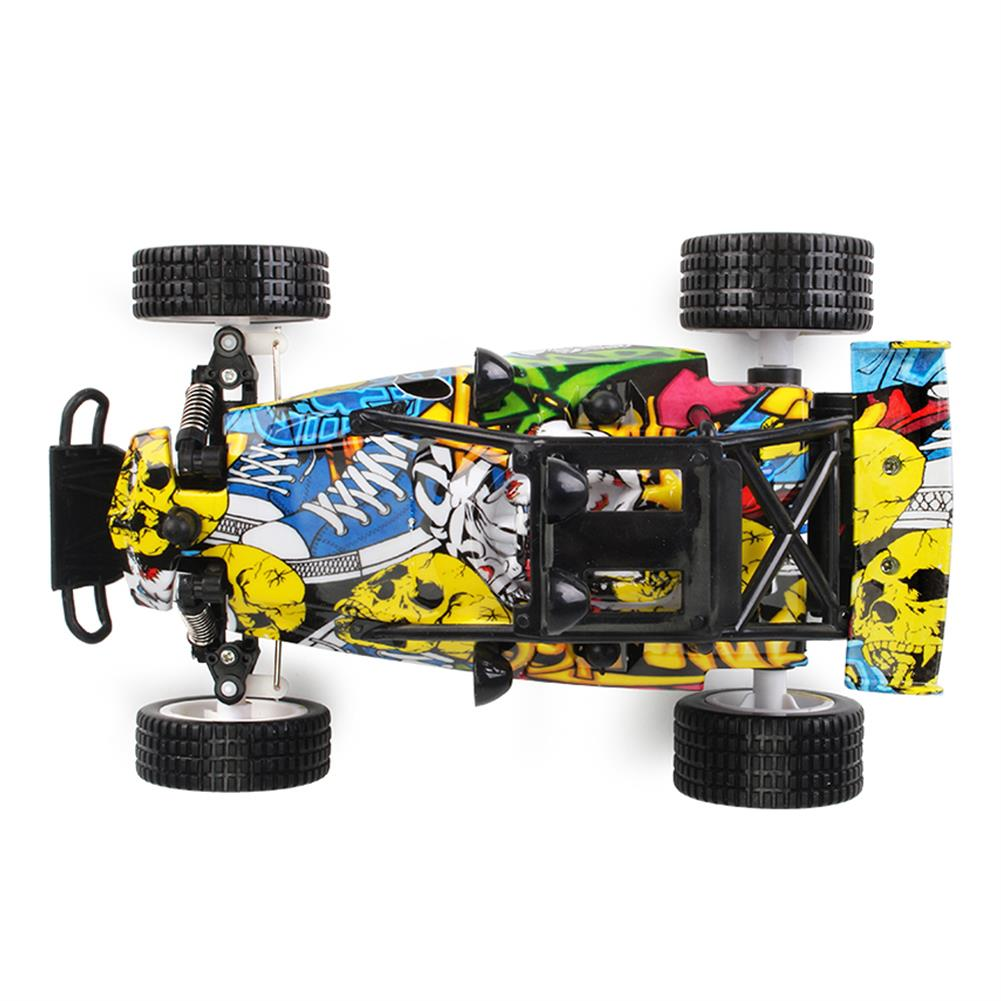 rc-cars 1811 1/20 2WD Graffiti Version 2.4GHz High-speed Racing Vehicle Off-Road Drift RC Car Toys RC1395326 5
