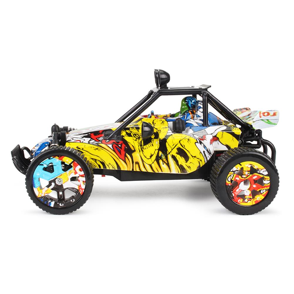 rc-cars 1811 1/20 2WD Graffiti Version 2.4GHz High-speed Racing Vehicle Off-Road Drift RC Car Toys RC1395326 6