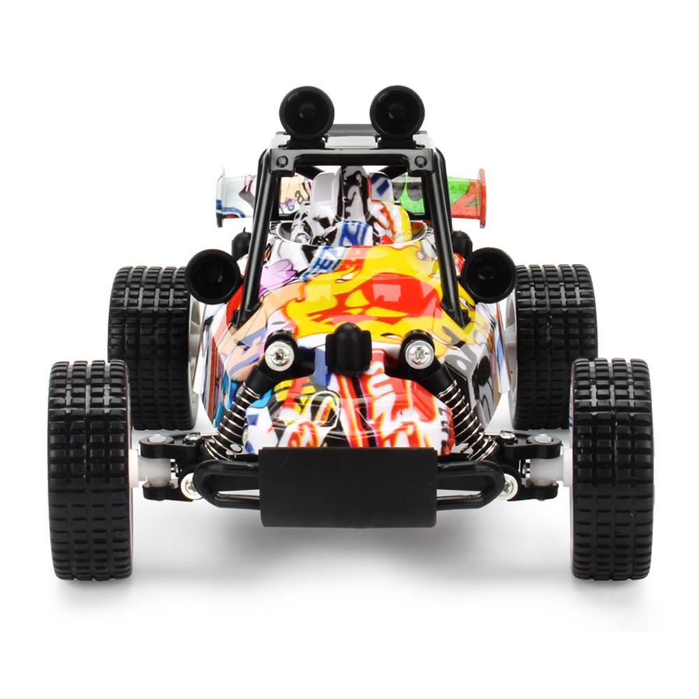 rc-cars 1811 1/20 2WD Graffiti Version 2.4GHz High-speed Racing Vehicle Off-Road Drift RC Car Toys RC1395326 7