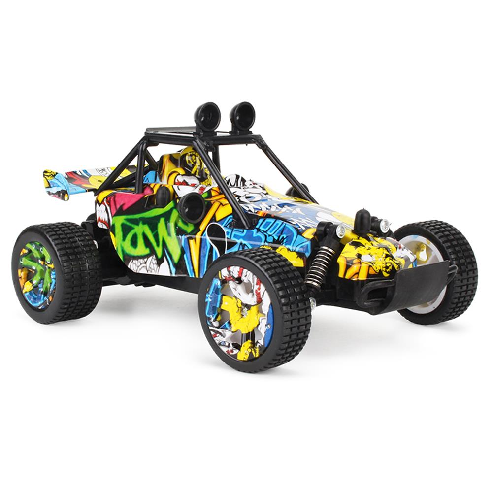 rc-cars 1811 1/20 2WD Graffiti Version 2.4GHz High-speed Racing Vehicle Off-Road Drift RC Car Toys RC1395326 8