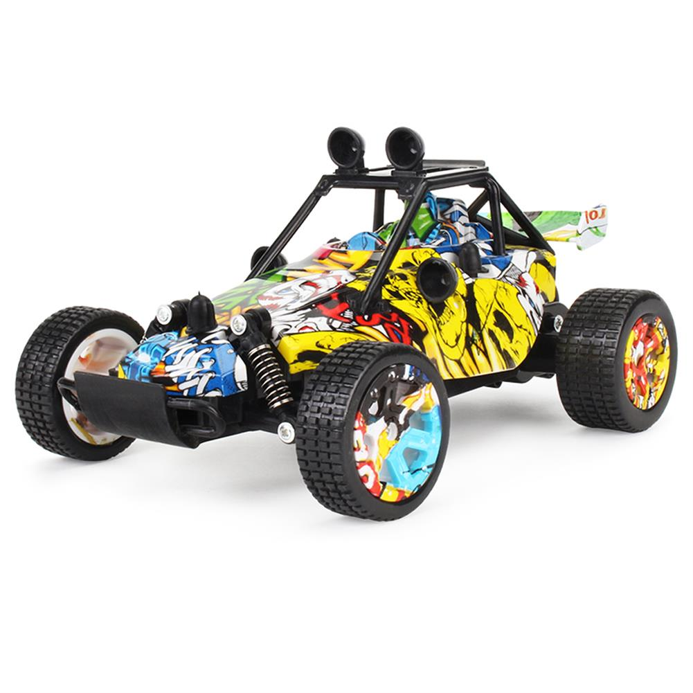 rc-cars 1811 1/20 2WD Graffiti Version 2.4GHz High-speed Racing Vehicle Off-Road Drift RC Car Toys RC1395326 9