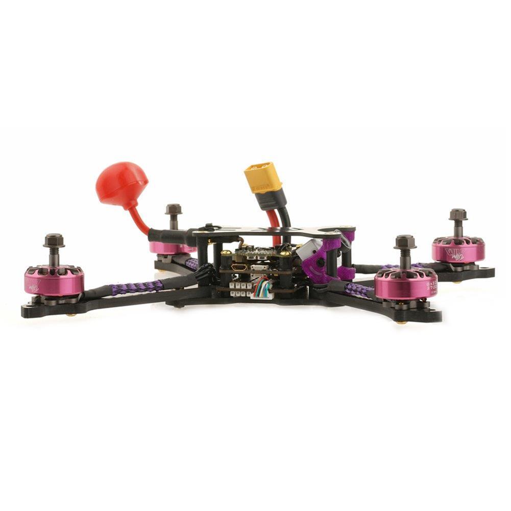 fpv-racing-drones Airbot TD215 215mm RC FPV Racing Drone PNP OMNIBUS F4 V6 TYPHOON 32 V2 35A ESC 600TVL Turbo EOS2 CAM RC1395724 4