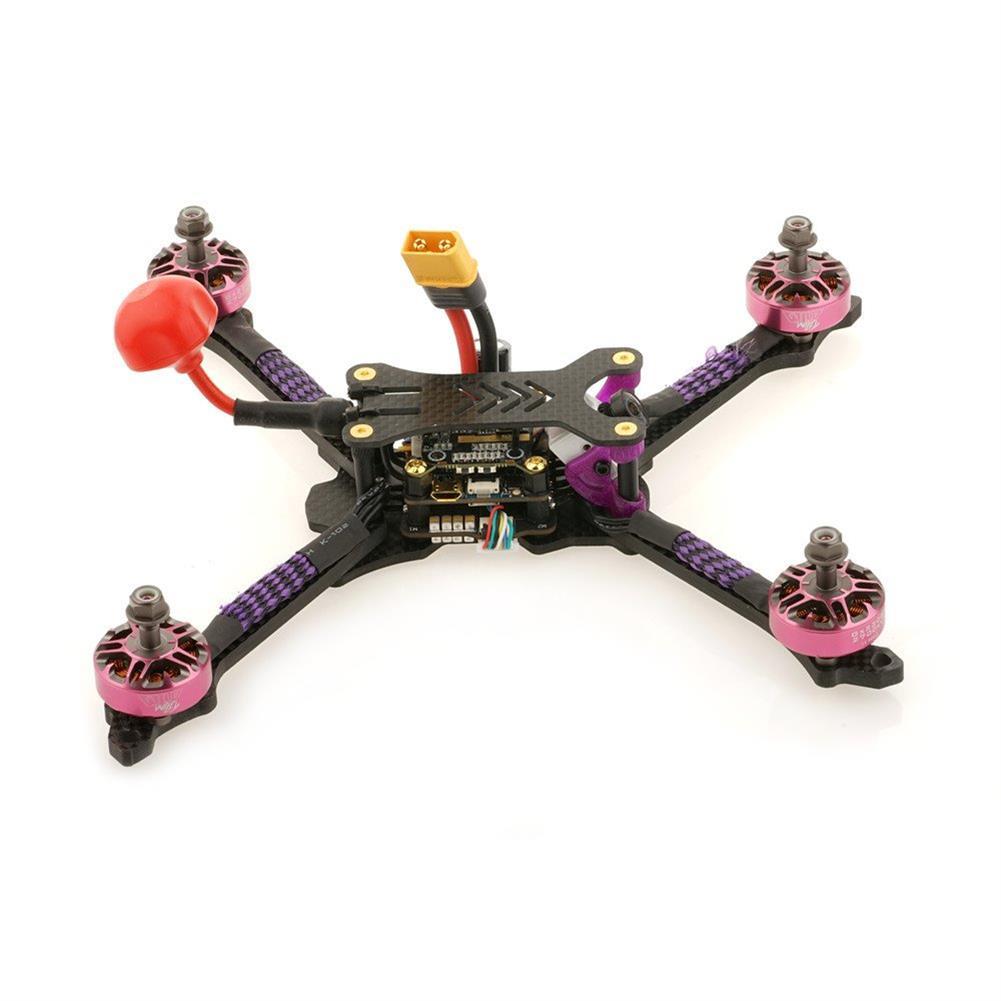 fpv-racing-drones Airbot TD215 215mm RC FPV Racing Drone PNP OMNIBUS F4 V6 TYPHOON 32 V2 35A ESC 600TVL Turbo EOS2 CAM RC1395724 5