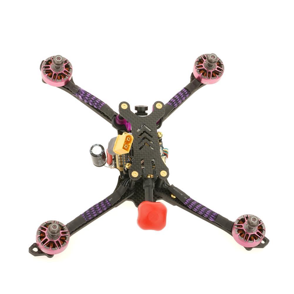 fpv-racing-drones Airbot TD215 215mm RC FPV Racing Drone PNP OMNIBUS F4 V6 TYPHOON 32 V2 35A ESC 600TVL Turbo EOS2 CAM RC1395724 7