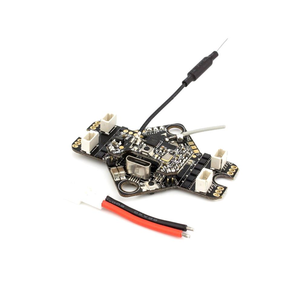 multi-rotor-parts Emax Tinyhawk Indoor FPV Racing Drone Spare Part AIO Flight Controller/VTX/Receiver F4 4in1 3A RC1396408 2