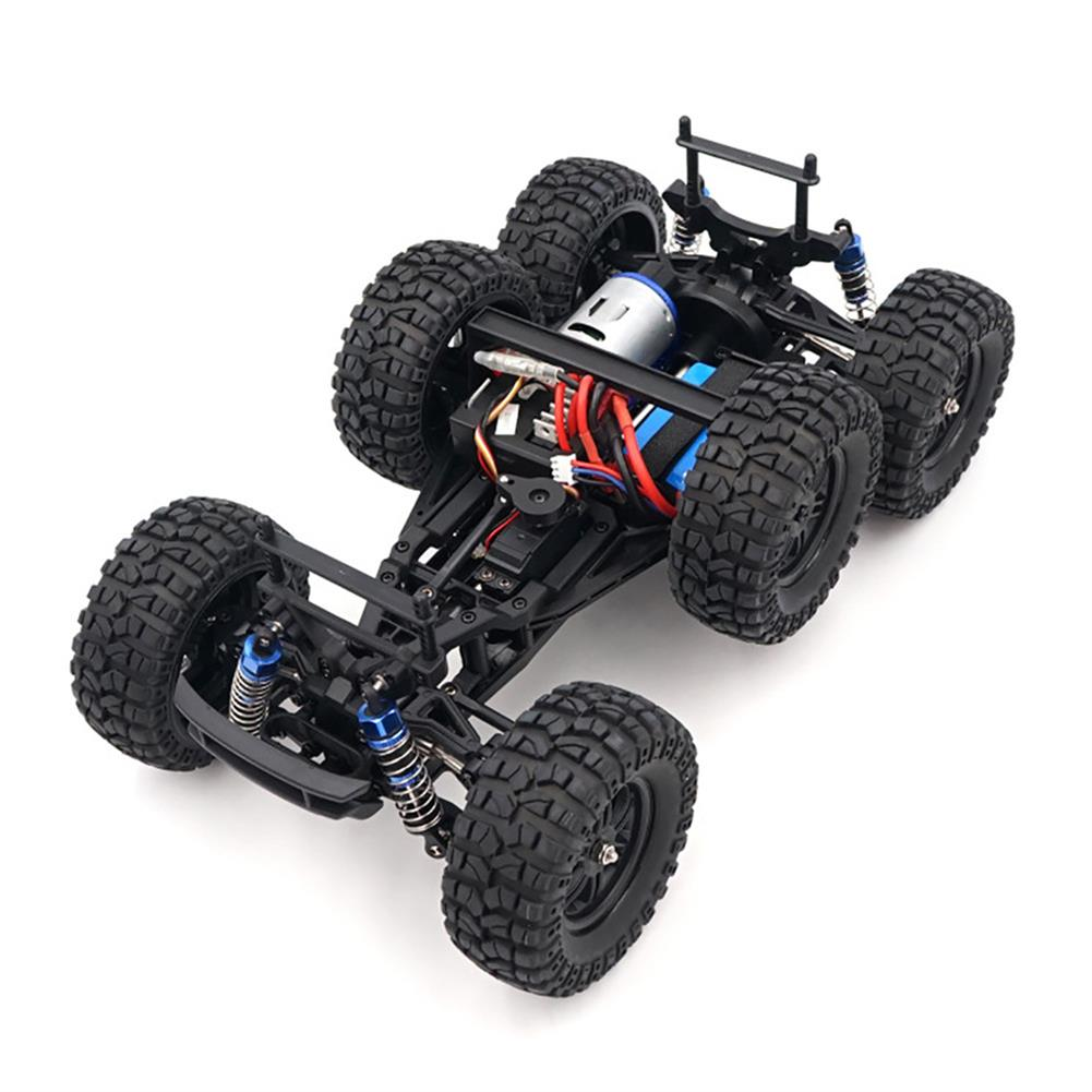 rc-cars Wltoys 124012 1/12 2.4G 4WD 60km/h Rally Rc Car Electric Buggy Crawler Off-Road Vehicle RTR Toy RC1396667 4