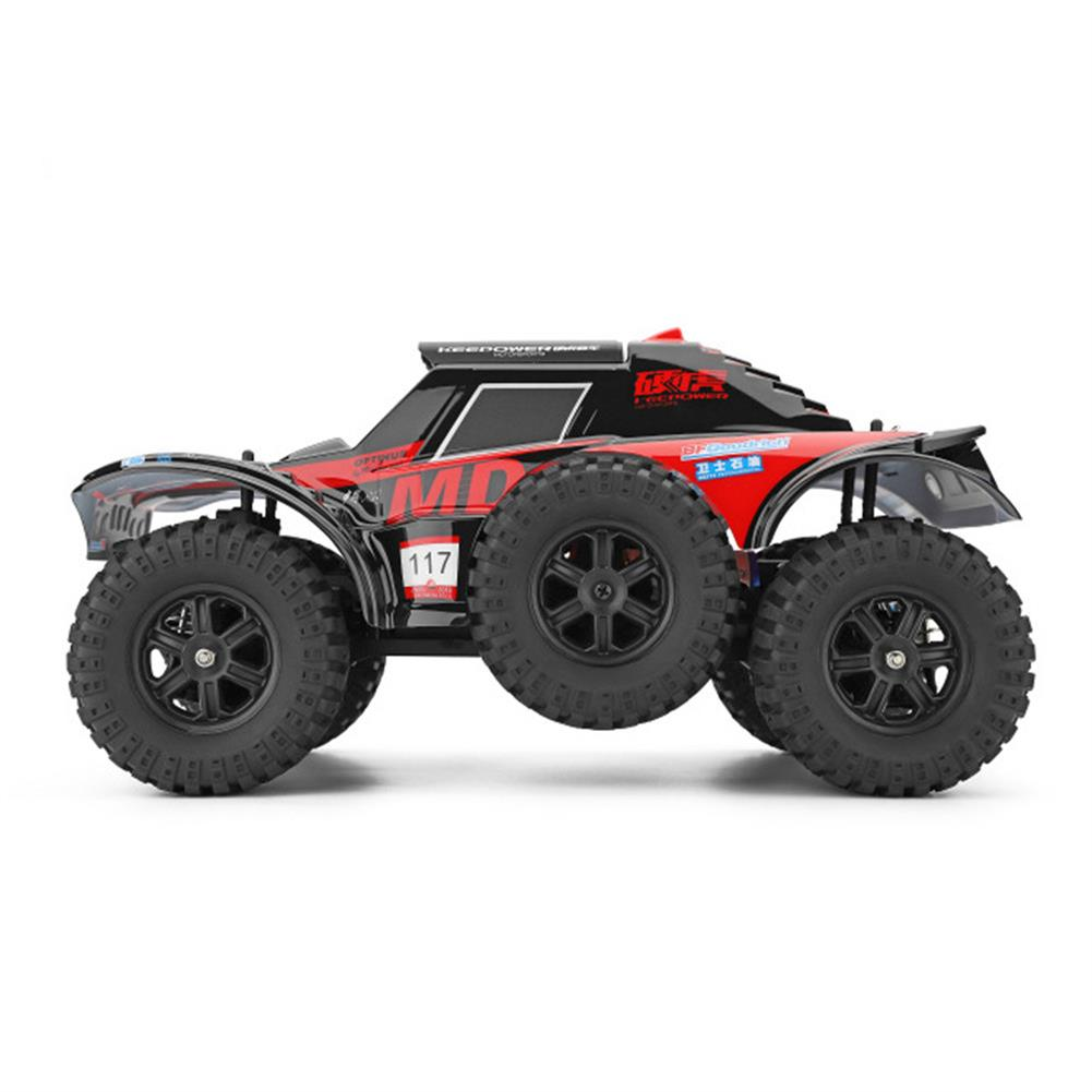 rc-cars Wltoys 124012 1/12 2.4G 4WD 60km/h Rally Rc Car Electric Buggy Crawler Off-Road Vehicle RTR Toy RC1396667 5