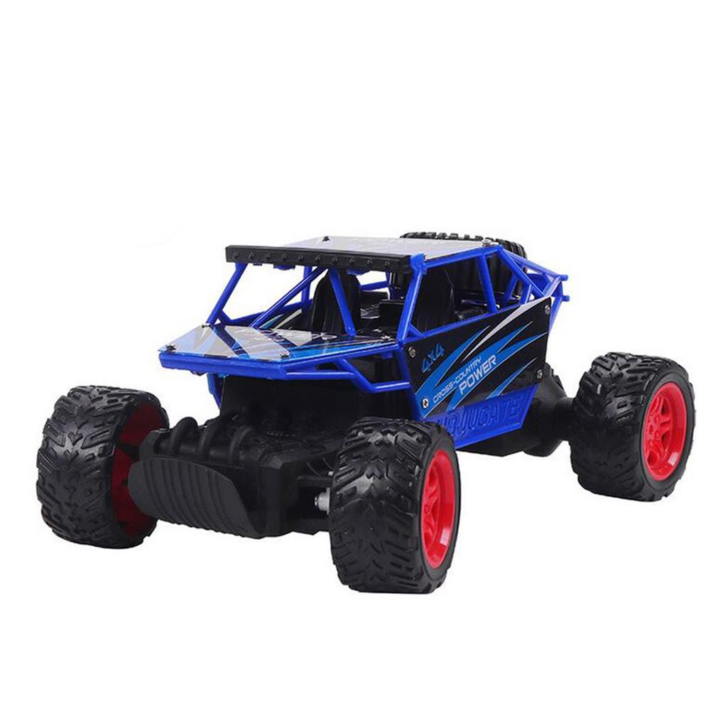 rc-cars 1/18 4CH 4x4 RC Car Crawler Children Toy Random Color RC1398074
