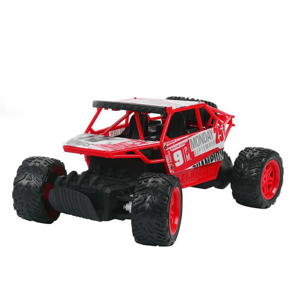 rc-cars 1/18 4CH 4x4 RC Car Crawler Children Toy Random Color RC1398074 1