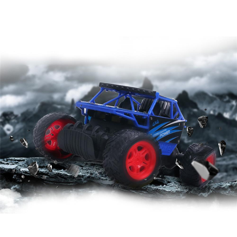 rc-cars 1/18 4CH 4x4 RC Car Crawler Children Toy Random Color RC1398074 2