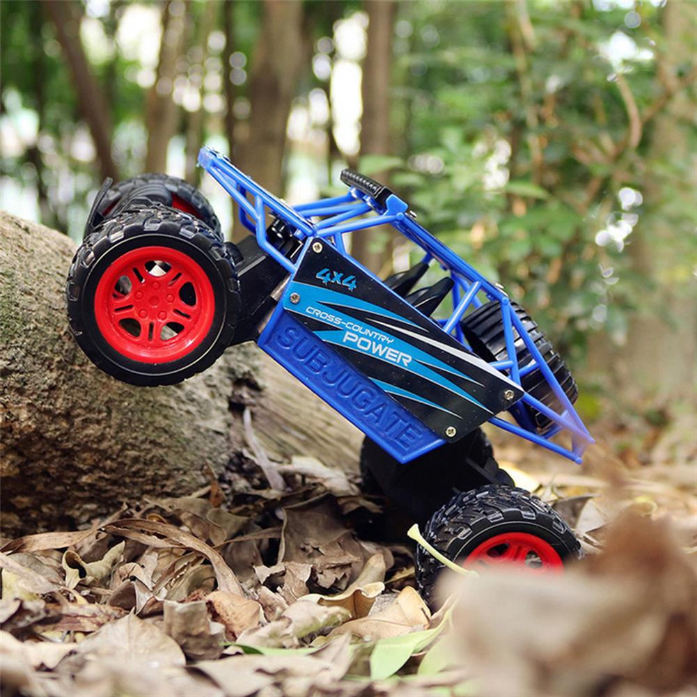 rc-cars 1/18 4CH 4x4 RC Car Crawler Children Toy Random Color RC1398074 3