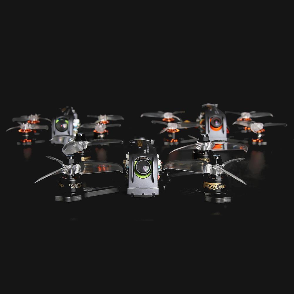 fpv-racing-drones T-Motor TM-3419 HD Edition 3 Inch 4S FPV Racing RC Drone PNP RunCam Split Mini 2 TX200 F4 OSD RC1398904 3