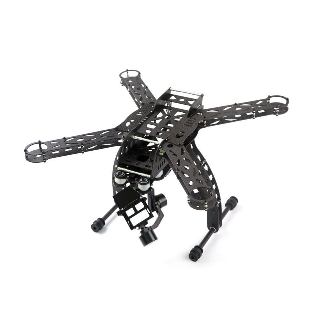 multi-rotor-parts GARTT MERCURY-X4.0 390mm 9 inch Carbon Fiber Frame Kit for RC FPV Racing Drone RC1398924