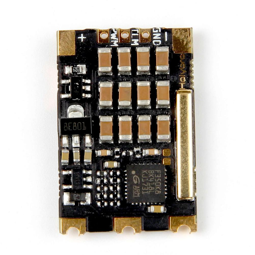 multi-rotor-parts 4 PCS Holybro Tekko32 F3 Metal ESC 65A BLheli_32 DShot1200 3-6S ESC w/  F3 MCU & LED for RC Drone RC1401082 2