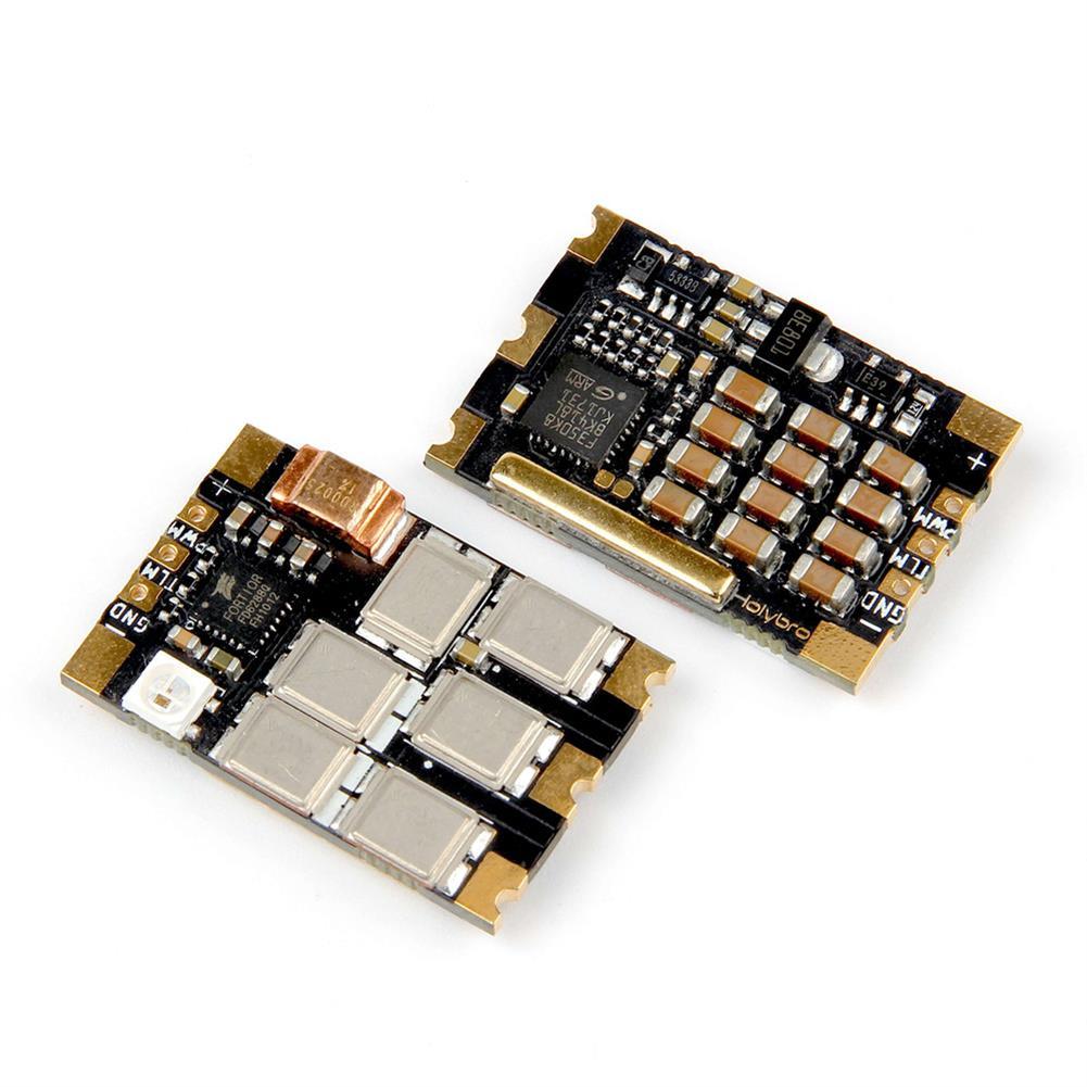 multi-rotor-parts 4 PCS Holybro Tekko32 F3 Metal ESC 65A BLheli_32 DShot1200 3-6S ESC w/  F3 MCU & LED for RC Drone RC1401082 3
