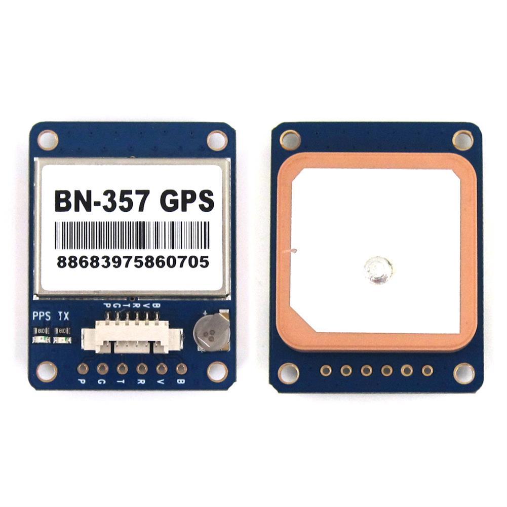 fpv-accessories BN-357 GPS Module With Ceramic Antenna Support GPS GLONASS BeiDou for Pixhawk APM RC1401296