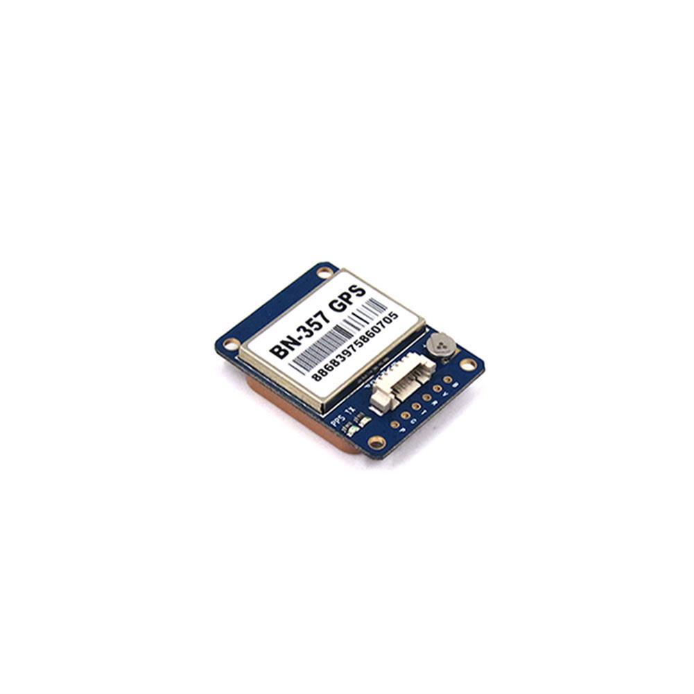 fpv-accessories BN-357 GPS Module With Ceramic Antenna Support GPS GLONASS BeiDou for Pixhawk APM RC1401296 1