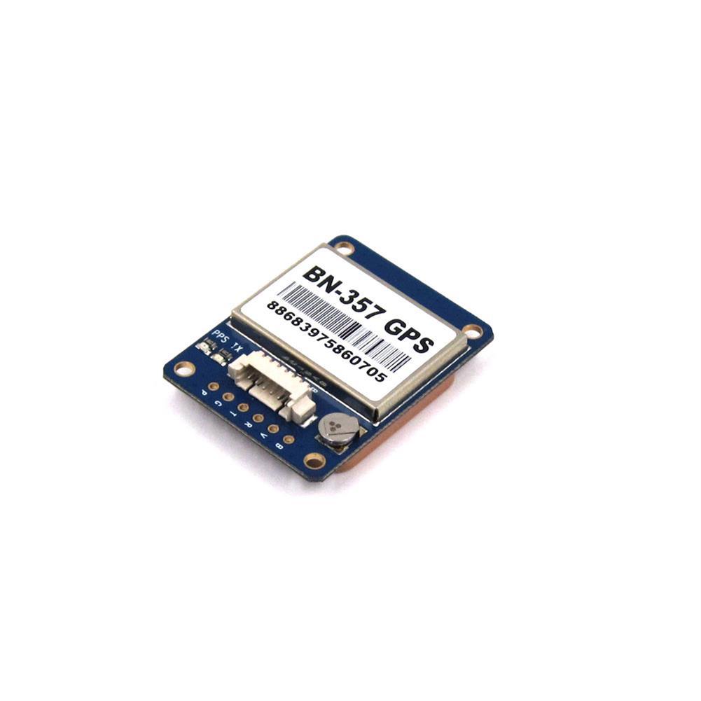 fpv-accessories BN-357 GPS Module With Ceramic Antenna Support GPS GLONASS BeiDou for Pixhawk APM RC1401296 2