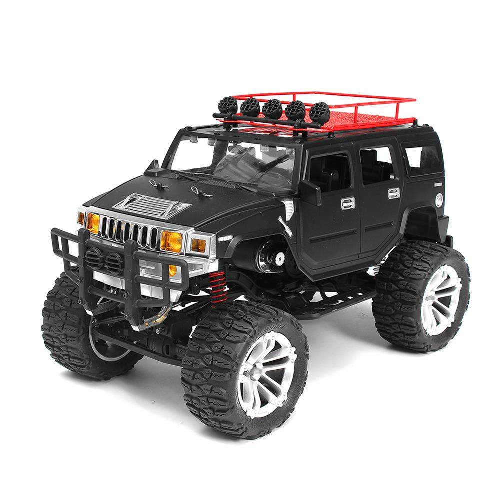 rc-cars HG P403 1/10 2.4G 4WD 20km/h Black Color Rc Car Rock Crawler Off-road Truck RTR Toy RC1402346