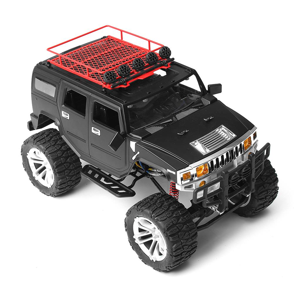 rc-cars HG P403 1/10 2.4G 4WD 20km/h Black Color Rc Car Rock Crawler Off-road Truck RTR Toy RC1402346 2