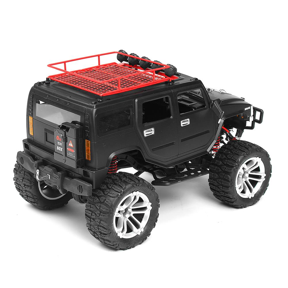 rc-cars HG P403 1/10 2.4G 4WD 20km/h Black Color Rc Car Rock Crawler Off-road Truck RTR Toy RC1402346 3