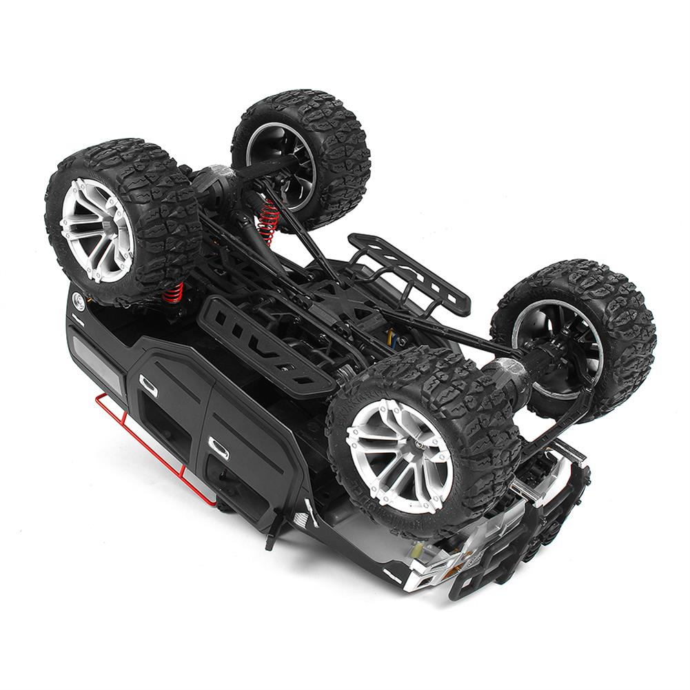 rc-cars HG P403 1/10 2.4G 4WD 20km/h Black Color Rc Car Rock Crawler Off-road Truck RTR Toy RC1402346 7