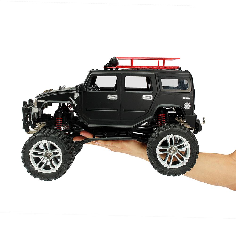 rc-cars HG P403 1/10 2.4G 4WD 20km/h Black Color Rc Car Rock Crawler Off-road Truck RTR Toy RC1402346 9