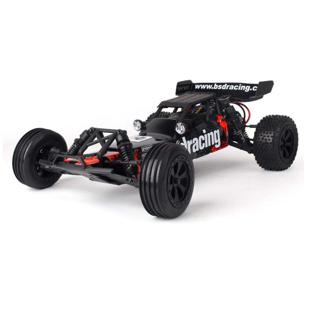 rc-cars CR709R 2.4G 2CH 1/10 2WD Brushless Waterproof BL EP Off-Road Racing Baja RC Car High Speed 70km/h RC1402548