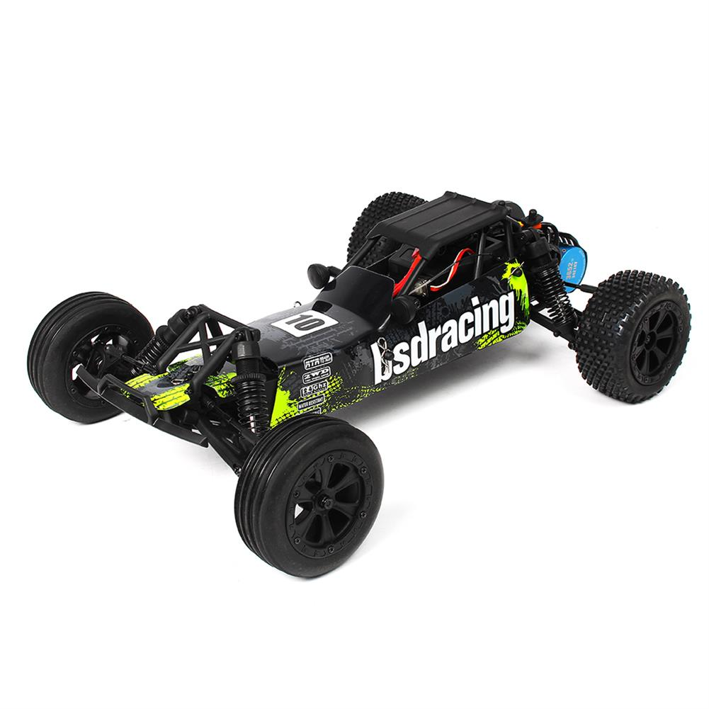 rc-cars CR709R 2.4G 2CH 1/10 2WD Brushless Waterproof BL EP Off-Road Racing Baja RC Car High Speed 70km/h RC1402548 1