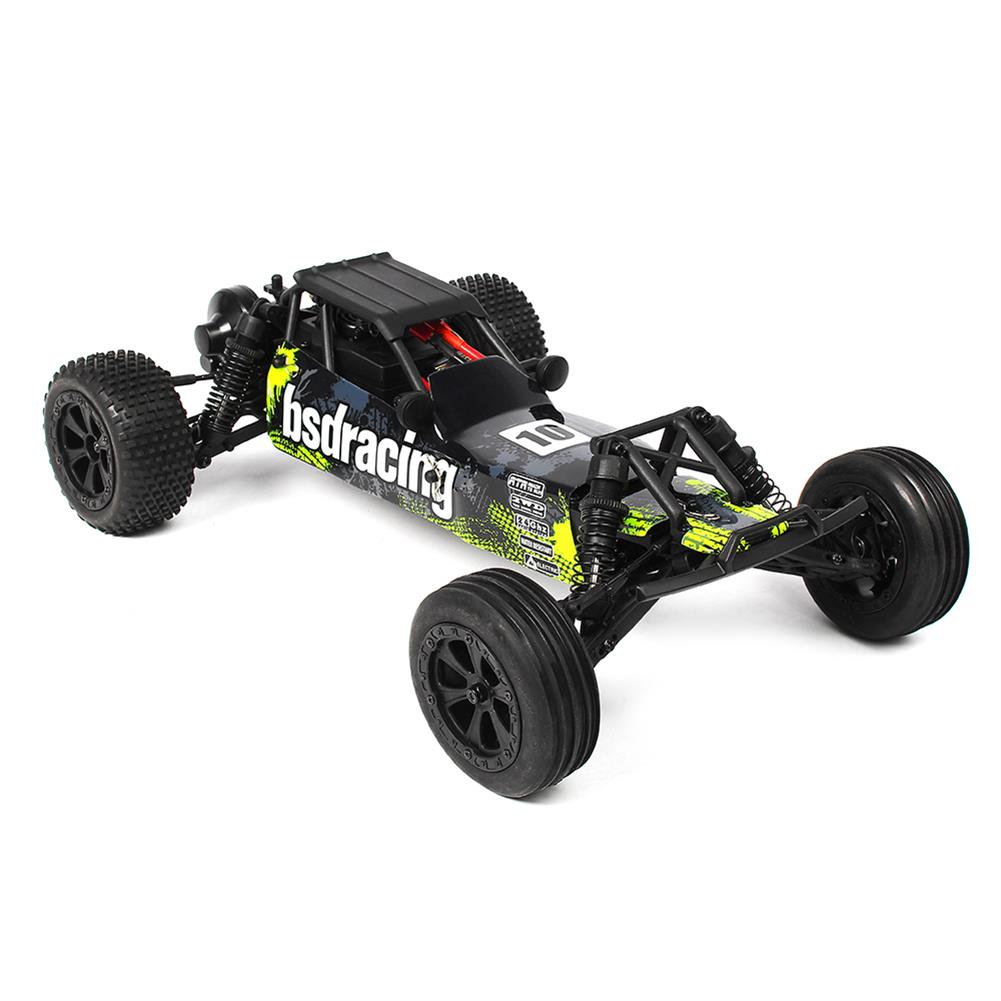 rc-cars CR709R 2.4G 2CH 1/10 2WD Brushless Waterproof BL EP Off-Road Racing Baja RC Car High Speed 70km/h RC1402548 3