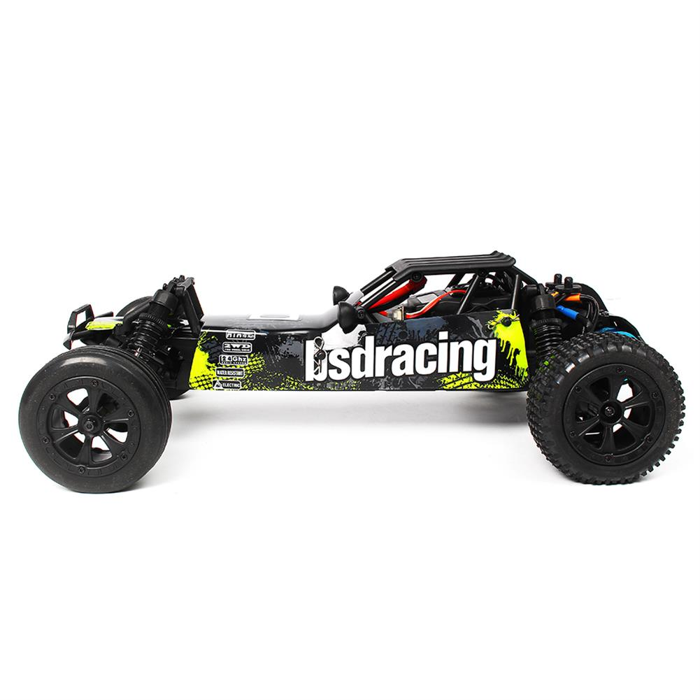 rc-cars CR709R 2.4G 2CH 1/10 2WD Brushless Waterproof BL EP Off-Road Racing Baja RC Car High Speed 70km/h RC1402548 6