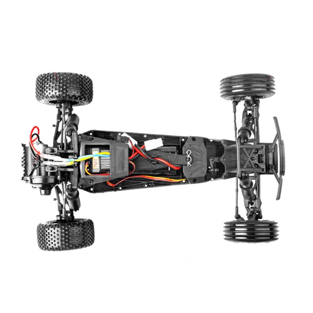 rc-cars CR709R 2.4G 2CH 1/10 2WD Brushless Waterproof BL EP Off-Road Racing Baja RC Car High Speed 70km/h RC1402548 9