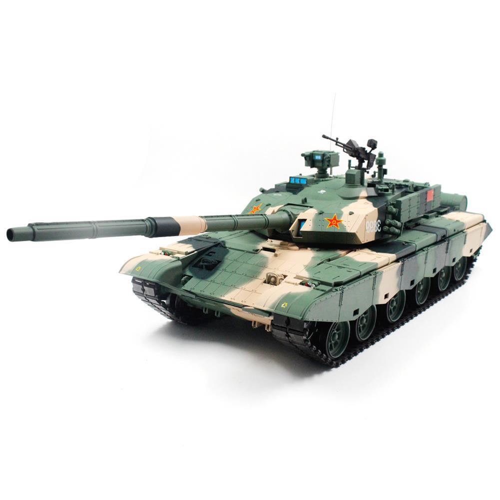 rc-cars Heng Long 1/16 2.4G China 99A RC Tank RC1403948