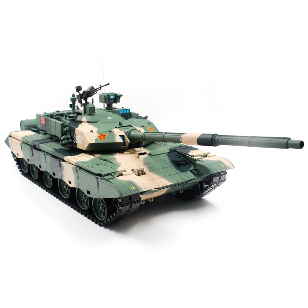 rc-cars Heng Long 1/16 2.4G China 99A RC Tank RC1403948 4