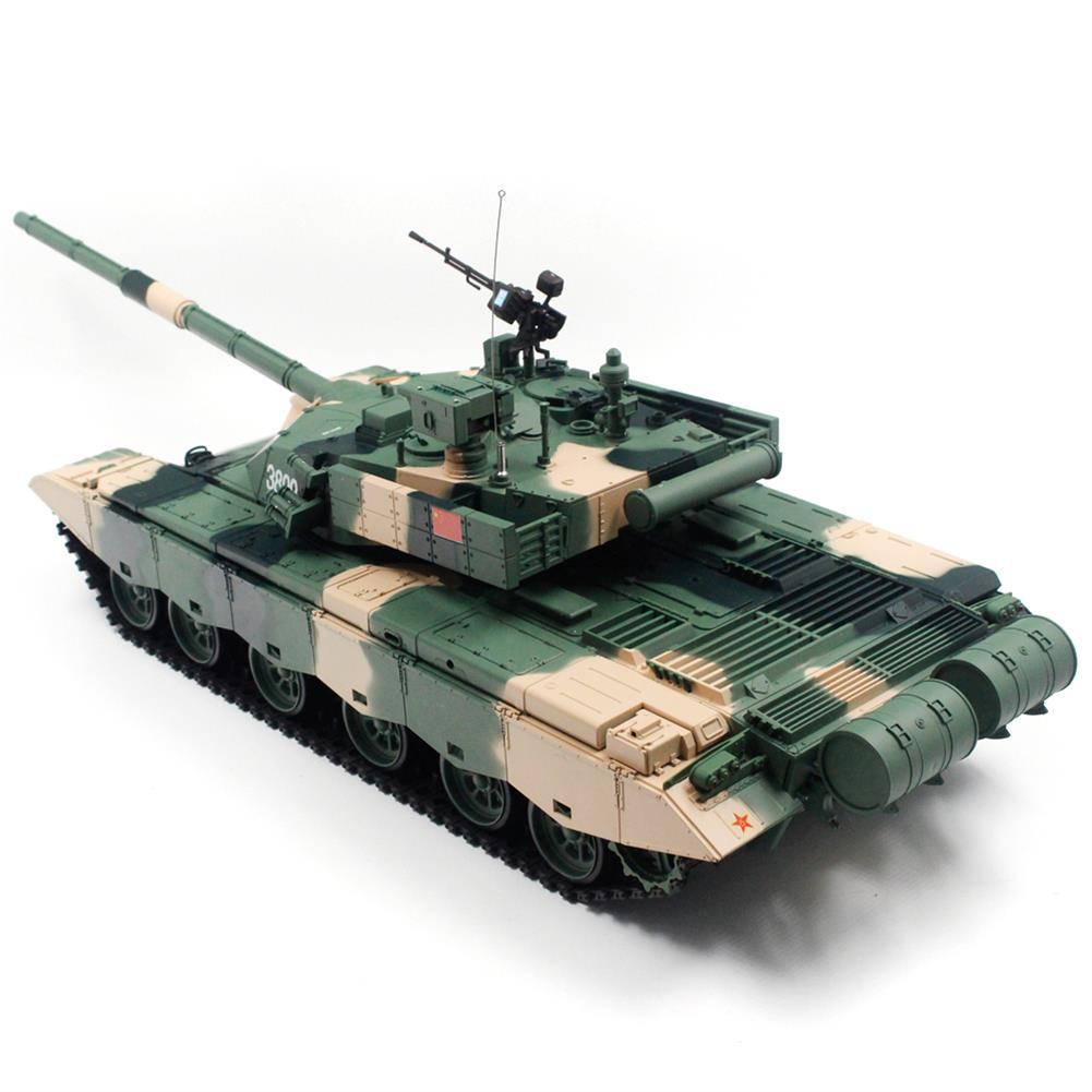 rc-cars Heng Long 1/16 2.4G China 99A RC Tank RC1403948 5